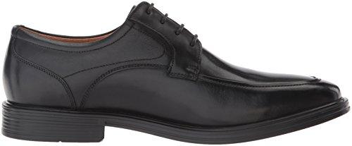 Florsheim Mens Holtyn Moc Toe Oxford Black 5jcm1gk