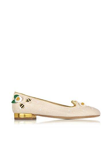 charlotte-olympia-womens-c1751011289-beige-leather-flats