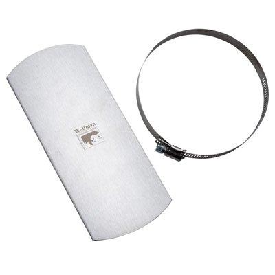 Etched Shield - Wolfman Luggage HS402 - Kiowa ll Heat Shield