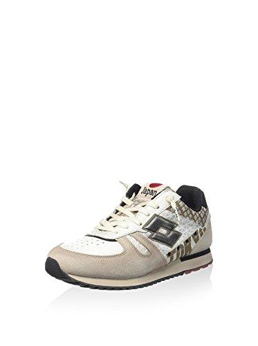 LOT LEGEND woman sneakers low S0112 TOKYO SHIBUYA W Grey / White
