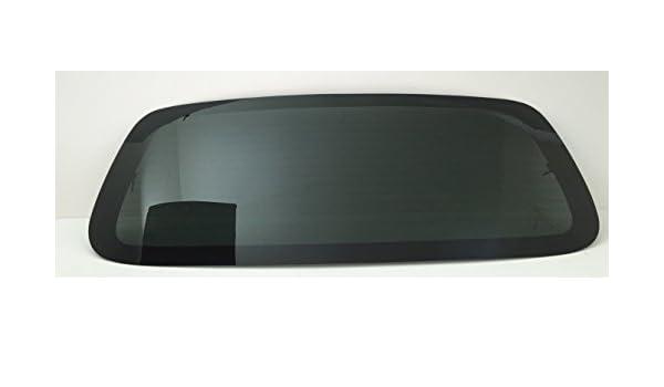 Fits 1999-2002 Mercury Villager /& Nissan Quest Driver Left Side Rear Quarter Glass Quarter Window Movable