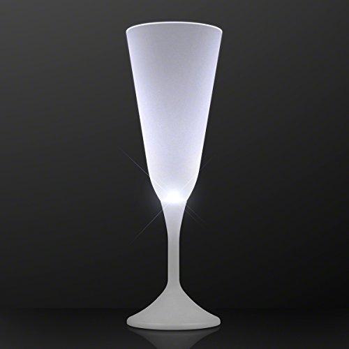 Led Light Champagne Glasses in US - 7
