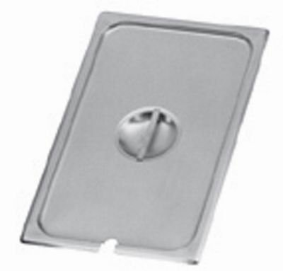(Price/EA)Johnson-Rose Steam Table Pan Cover, 1/2 Size