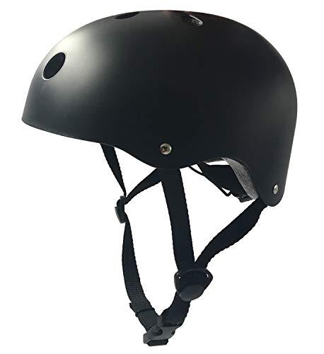 IMPORX Multi-Sport Skateboard Helmet - Impact Resistance Safe Helmet with Ventilation for Cycling Skateboarding Scooter Roller Longboard Skate Skating Rollerblading Electric Bike ()