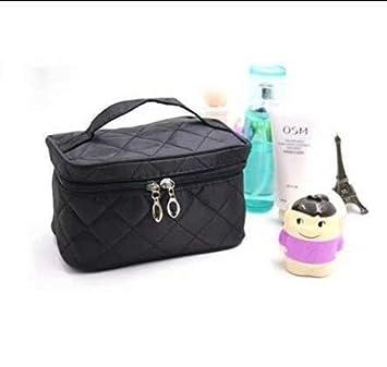 SUNXIN Bolsas de maquillaje Mujer - prueba de agua Estuches cosméticos Neceser de viaje Bolsa de almacenamiento organizador
