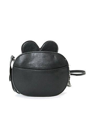 Multi Flamingo Flamingo Clutch Retro Shoulder Rockabilly Love Black Bag Love fBwqZz