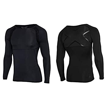 Image of 2XU Men's Refresh Recovery Compression Long Sleeve Top