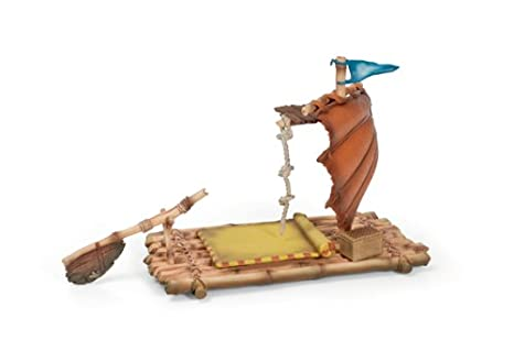 Action Figures Schleich Arelan Raft
