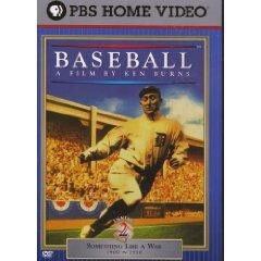- Baseball, Inning 2: Something Like a War (1900-1910)