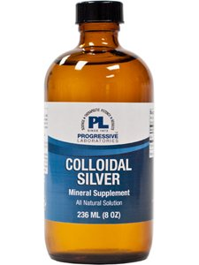 Progressive Labs- Colloidal Silver 4 oz.