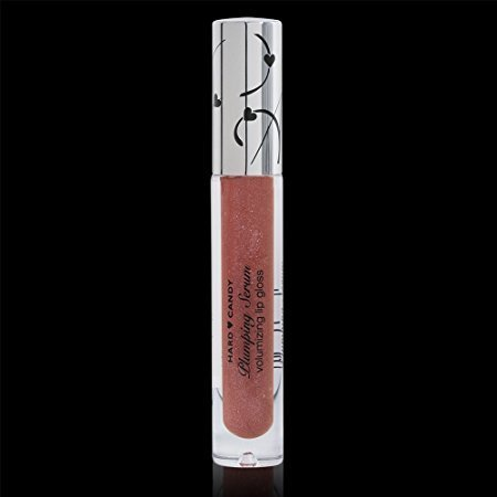 Hard Candy Plumping Serum Volumizing Lip Gloss, 975 Lion Tam