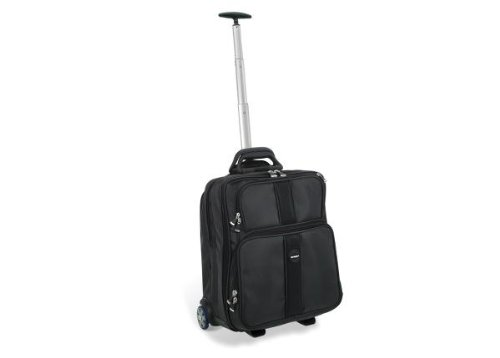 KMW62903 - Kensington Carrying Case (Roller) for 17 Notebook - Black by Kensington
