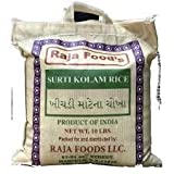 Raja Food's Surti Kolam Rice - 10 lbs