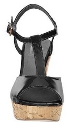 Best Connections Sandalette - Sandalias de vestir para mujer negro - negro