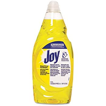 Joy Dishwashing Liquid, 38 oz. Bottle
