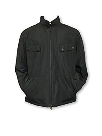 Barbour International Atrous Outerwear in Black Size S ...