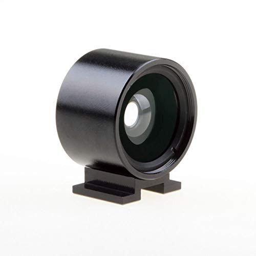 21mm Round Optical Viewfinder Metal Shell for Fuji X70 Sigma DP DP1S Ricoh GR GR2 GRD Wide Angel by eTone