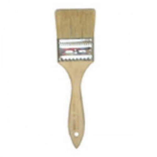 (Wood Handled Chip Brushes -- 1 Inch 10-Pack )