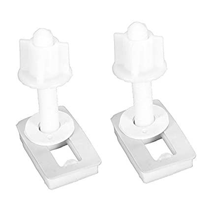 Toilet Seat Tightening Kit.Toilet Seat Fixing Bolts Sodial R Toilet Seat Hinge Bolts