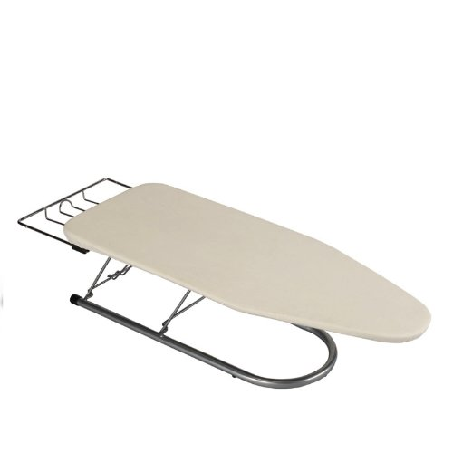 tabletop ironing board steel mesh w premium cover pad. Black Bedroom Furniture Sets. Home Design Ideas