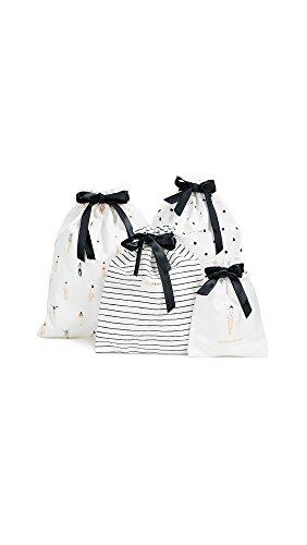 Kate Spade New York Womens Getting Dressed Travel Bag Set