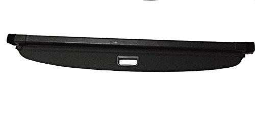 Cargo Cover Retractable for 08-15 Mercedes Benz GLK-Class Black Trunk Shielding Shade by kongka ()