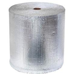 RadiantGUARD 24-inch by 125 linear feet (250 square feet) Aluminum Double Bubble Wrap Pack Metal Building Vapor Barrier Reflective Insulation Roll - BLOCKs 94% Radiant Heat and Reduces Condensation