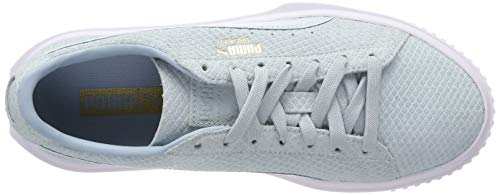 Sky White Breaker Adulto puma Unisex Azul Suede Puma light Zapatillas light Sky 4wf0xz