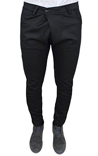 Collezioni Noir Homme Large Ak Pantalon aw7daf