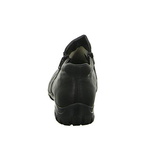 L4691 Rieker schwarz 01 Zapatillas L4691 01 Black Color 01 Schwarz altas schwarz CrvCwq1