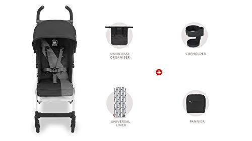 Maclaren Triumph Stroller Bundle – Value Pack – Lightweight, Compact