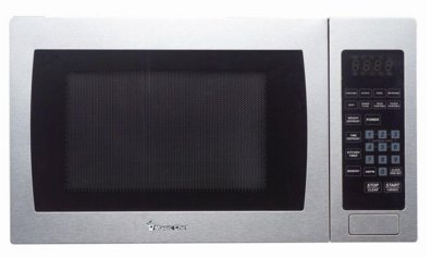 countertop microwave stainless steel