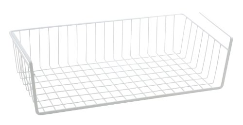 Metaltex 363850014 Babatex Schrankkorb 50x26x14 cm, weiss