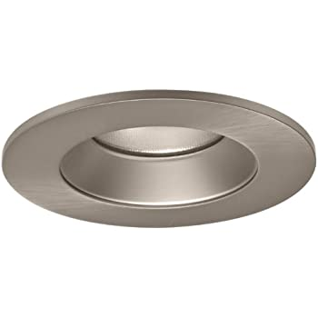 Juno lighting 12w wh 4 inch recessed shower trim white recessed halo recessed tl402sns 4 inch led trim shower rated solite regressed lens with reflector aloadofball Images