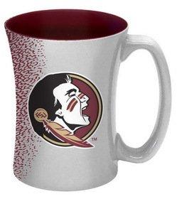 NCAA Florida State Seminoles Mocha Mug, 14-ounce, ()