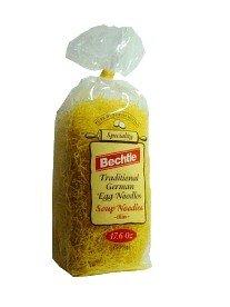Bechtle German Egg Noodles -Spaetzle Blackforest Style ( 17.6 oz ) - Bechtle German Egg Noodles