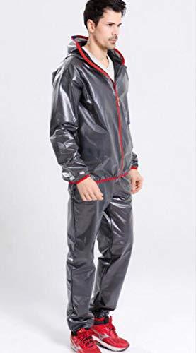 MqbY Waterproof Rainwear Sets Cycling Jacket Rain Coat Bike Bicycle Raincoat Pants