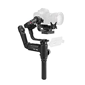 ZHIYUN Crane 3 LAB 3-Axis Handheld Stabilizer Gimbal for Mirrorless DSLR Camera, with Wireless Image Transmission and ViaTouch Zoom/Focus Control