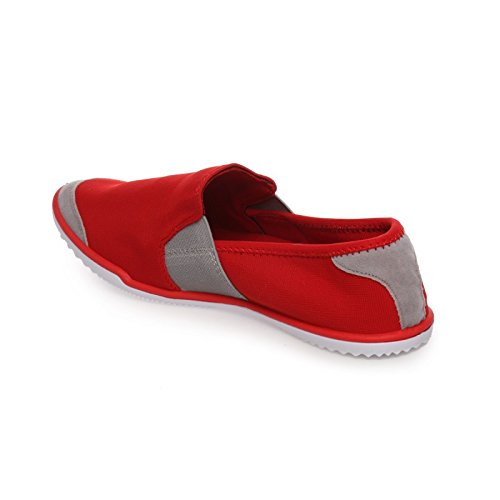 La Modeuse-zapatillas, diseño de slip-on -, Naranja (naranja), 39