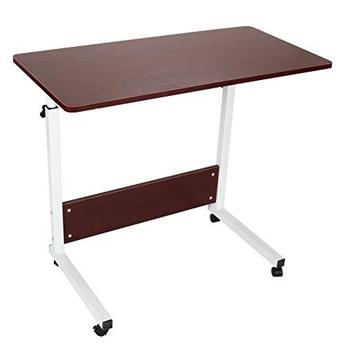 Amazon.com: Pratcgoods Mesa de ordenador portátil ajustable ...