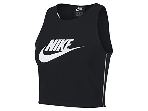 dames Heritage wit shirt T Sportswear voor wit Nike Zwart xOHnXSB