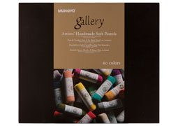 Mungyo Gallery Handmade Soft Pastel Set of 60 - Portrait Colors