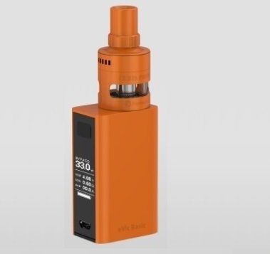 Joyetech - Atomizador EVic Basic con CUBIS Pro Mini - 2 ml - Color : Naranja
