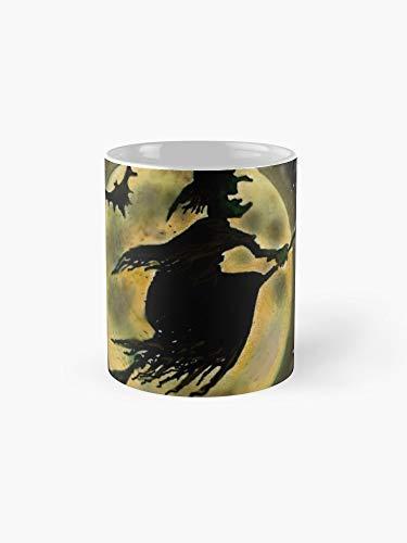 Halloween Witch 11oz Mug -