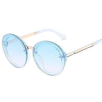 GGSSYY Gafas de Sol de Colores Caramelo Mujeres Gafas de Sol ...