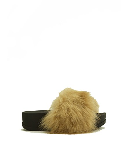 JEFFREY CAMPBELL - LUCKY ME HI FUR