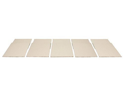 Wedging Board - AMACO Canvas Covered Board, 10 x 10 Inches, Pack of 10