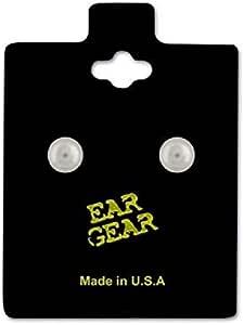 Ear Gear Gold Plated Barbells for Women, 775