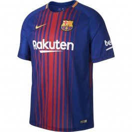 Nike FC Barcelona Vapor Match Jersey  DEEP Royal Blue  (M) 2213af1ba12ce