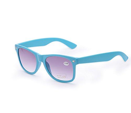 Reader para UV Unisex lectores Mujer gafas gafas 5 lectura 4sold sol nbsp;marrón marca 1 carey 4sold de Estilo nbsp;fuerza de UV400 Azul de sol hombre 1qwRqZ7